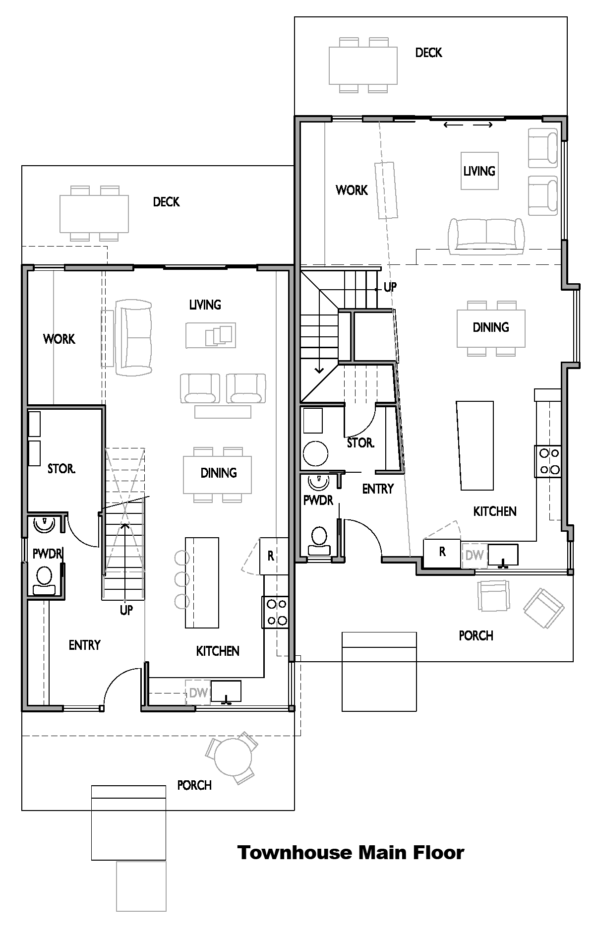 top best site for house plans. main floor second Clearwater Site and House Plans  Commons